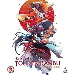 Katsugeki Touken Ranbu Collection 2019 [Blu-ray]