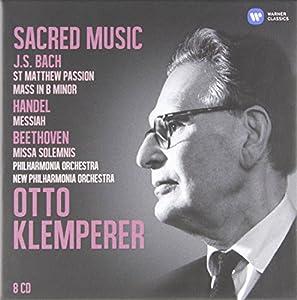 Bach - Händel - Beethoven : Oeuvres sacrées