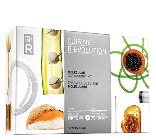 DIY Factorie - Kit culinario R-ivoluzionario Molecule-R Cuisine