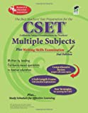 img - for CSET: Multiple Subjects plus Writing Skills Exam: 2nd Edition (CSET Teacher Certification Test Prep) book / textbook / text book