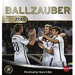 DFB Sammelkartenkalender 2016