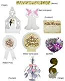 Bridal Shower Decoration Set - 8 Piece