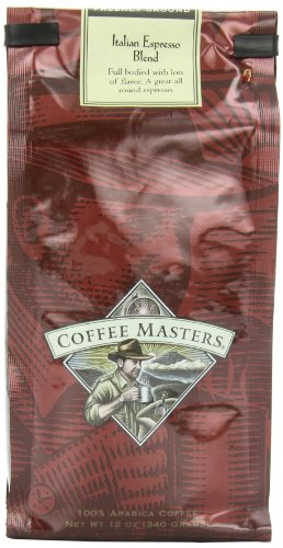 Master Blend Coffee back-562461