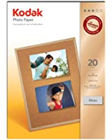 Kodak Papier photo A4 180 g 20 feuilles