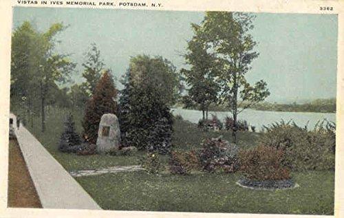 Ives Memorial Park in Potsdam, New York