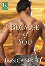 Because of You: A Loveswept Contemporary Military Romance (Coming Home)