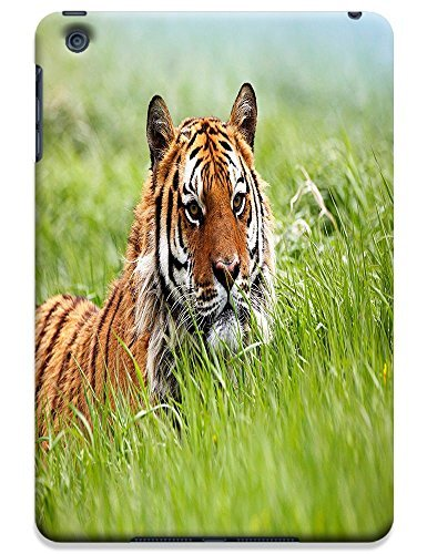 Tiger Case Cover Hard Back Cases Beautiful Nice Cute Animal hot selling cell phone cases for Apple Accessories iPad Mini # 1