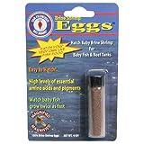 San Francisco Bay Brand ASF65031 Brine Shrimp Eggs Vial for Baby Fish and Reef Tanks, 6 grams, 1 Pack