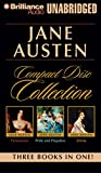 Jane Austen CD Coll.(Unabr.)