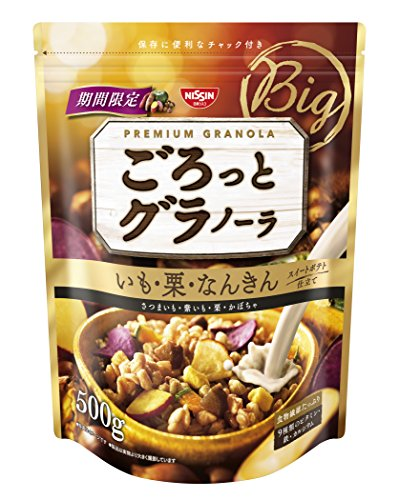 nisshin-cisco-gorotto-granola-potatoes-chestnut-nanjing-500g