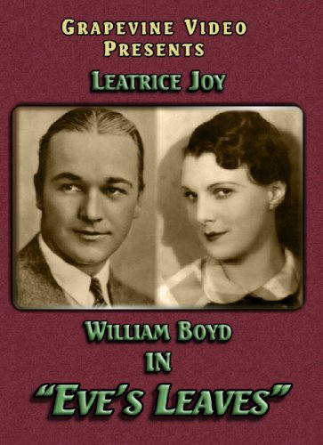 Eve's Leaves [DVD] [1926] [Region 1] [US Import] [NTSC]