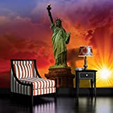 Statue of Liberty New York Wallpaper Mural