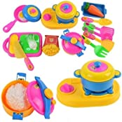 Hot Selling!! Early Educational Toy Baby Kids Children Boys Girls Play House Play Kitchen Toys Tableware Kitchen...