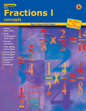 Best Value Drill Book Fractions 1