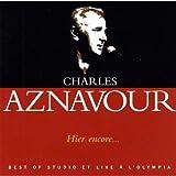 Hier encore : Best Of studio et live � l'Olympiapar Charles Aznavour