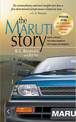 the-maruti-story-how-a-public-sector-company-put-india-on-wheels