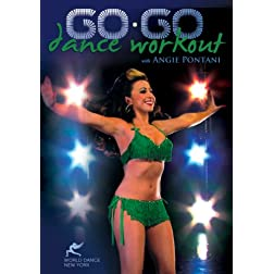 The Go-Go Dance Workout with Angie Pontani