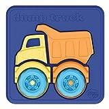 Green Toys pzdt-1161Dump Truck 3d Puzzle