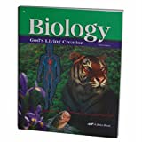 img - for Biology God's living Creation (Science and Health Series, Grade 10) book / textbook / text book