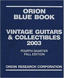 Orion blue book audio 2007