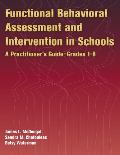 Functional Behavioral Assessment And Intervention in...