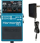 Boss PS-6 Harmonist Pitch Shifter Stomp Box Effects Pedal w/ Power Supply from Boss