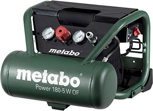 Metabo Kompressor Power 180-5 W OF, 6.01531.00