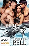 Paranormal Dating Agency: Triple Talons (Kindle Worlds) (Aurora Champions Book 2)