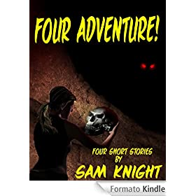 Four Adventure! (English Edition)