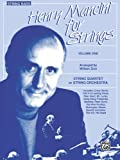 Henry Mancini for Strings, Vol 1: Bass (0769265324) by Mancini, Henry