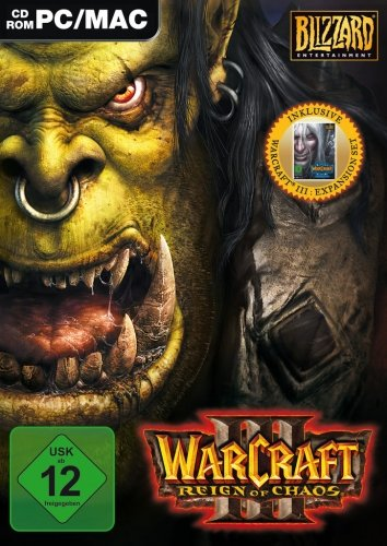 Vivendi Warcraft 3 Gold [German version]
