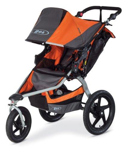 BOB Revolution Flex Stroller, Orange