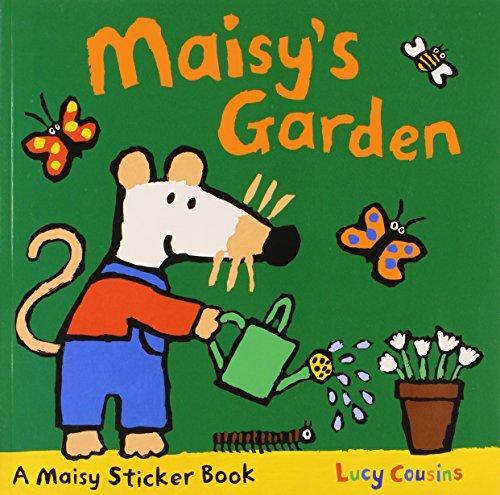 Maisy's Garden: A Sticker Book (Maisy Sticker Book)