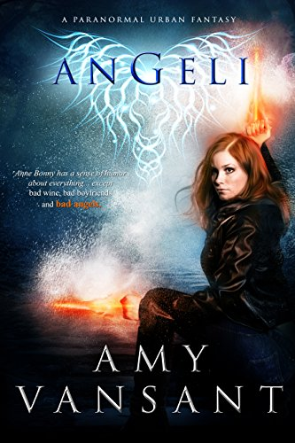 Angeli by Amy Vansant ebook deal