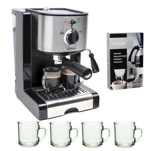 Capresso EC100 Refurbished Pump Espresso and