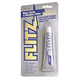 Flitz Metal Polish Fiberglass And Paint Restorer