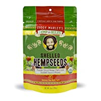 Shelled Hempseeds, Organic 6 oz.