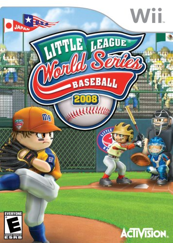 Little League World Series Baseball '08 - Nintendo Wii, Unknown