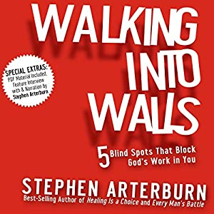 Walking into Walls Audiobook