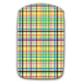 Cool Multi Checked Criss Cross Striped Tartan Soft Fur Lined Mobile Phone Sock Case With Pocket For Samsung Galaxy S3 i9300, Nokia Lumia 820 & 920, Sony Xperia T, Blackberry Q10, Z10