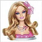 Barbie Fashionistas Swappin' Styles Doll Head