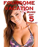 img - for FOURSOME VACATION - Boxed Set Of FIVE Red Hot Novellas book / textbook / text book