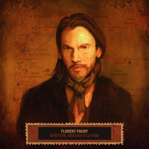 Florent Pagny-Baryton Gracias a la vida-ES-CD-FLAC-2012-FADA Download