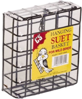 C&amp;S Single Suet Basket