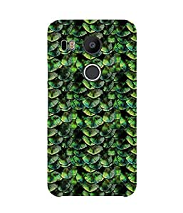 Green Buzz LG Nexus 5X Case