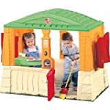 Serene Step2 Neat and Tidy Children's Playhouse Active Picture