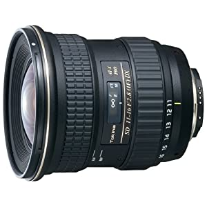 Tokina 11-16mm f/2.8 Pro DX Digital Zoom Lens - Nikon