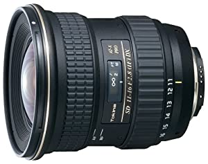 Tokina 11-16mm f/2.8 AT-X116 Pro DX Digital Zoom Lens (for Canon EOS Cameras)