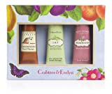 Crabtree & Evelyn Garden Favourites Hand Therapy Sampler