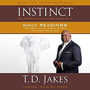 INSTINCT Daily Readings | Livre audio